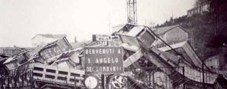 23 novembre 1980, a Sant'Angelo dei Lombardi una mostra fotografica per non dimenticare