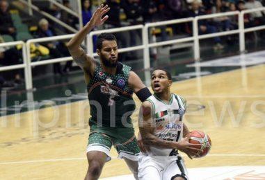 I 43 punti di Sykes non bastano: Sidigas sconfitta in Turchia