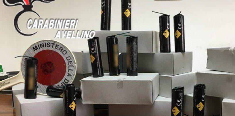 Un arsenale di botti nascosto in un mobile: era destinato alla vendita illegale