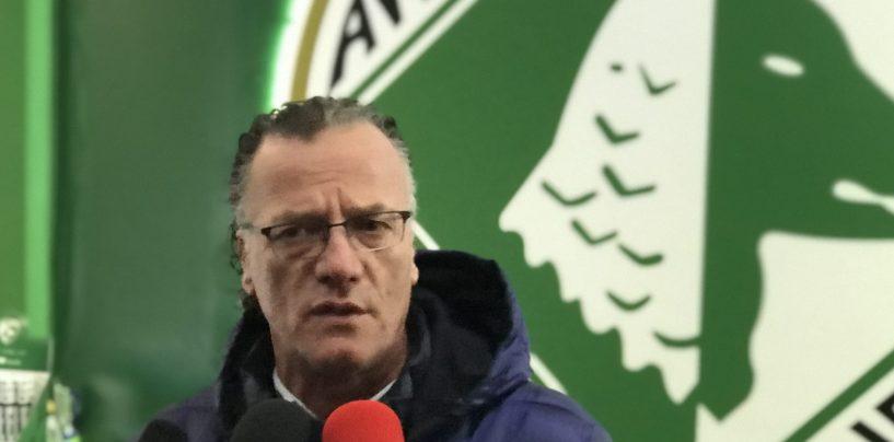 """Avellino, Dell'Anno a De Cesare: """"Portaci subito in Serie B"""""""