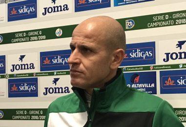 """L'Avellino decolla, Bucaro: """"Compatti e sappiamo soffrire"""""""