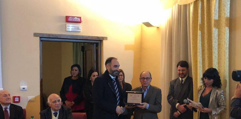 """Chiusano, premio nazionale """"Carlo Nazzaro"""" per Gubitosa"""