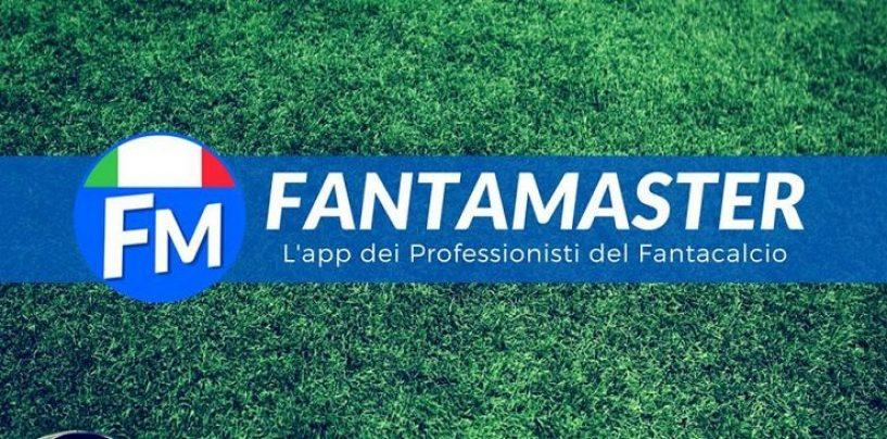 Fantamaster, l'app dei professionisti del Fantacalcio