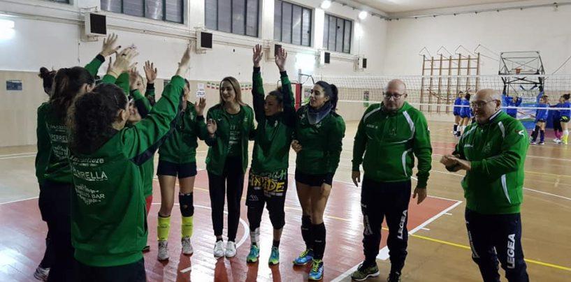 Natale d'oro per l'Avellino Volley: abbattuta la Volley Volla