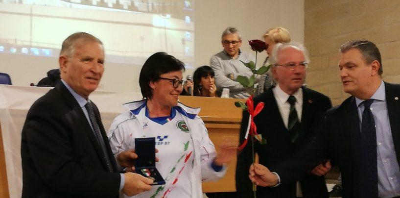 Il Coni premia le arcieri irpine: due campionesse del mondo per Ariano