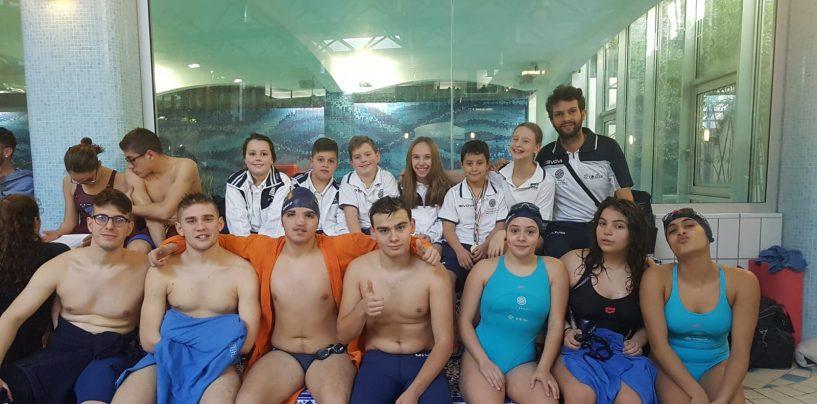 Campionato regionale di nuoto, la NewSporting In di Ariano trionfa a Battipaglia