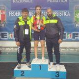 Pesistica Olimpica, Imma Scrima vince il Campionato Italiano Giovanissimi