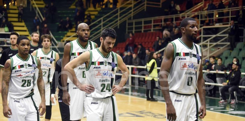 Serata nera per la Sidigas: all'Allianz Dome stravince Trieste