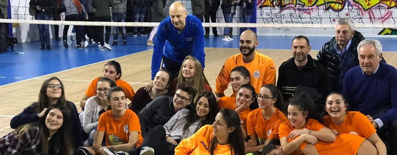 Academy School Volley, Under 14 implacabile: espugnata Volturara
