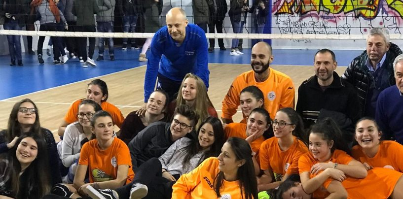 Academy School Volley, Under 14 implacabile: espugnata Volturara