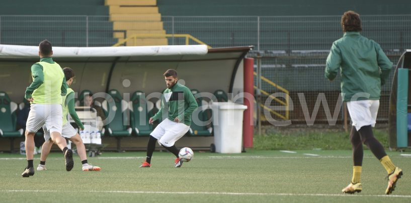 Avellino, test blindato con la Juniores: Bucaro attende il Budoni