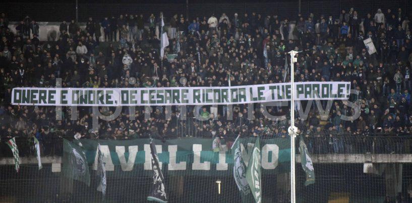 Avellino-Latina, la fotogallery dell'ultima gara dell'anno