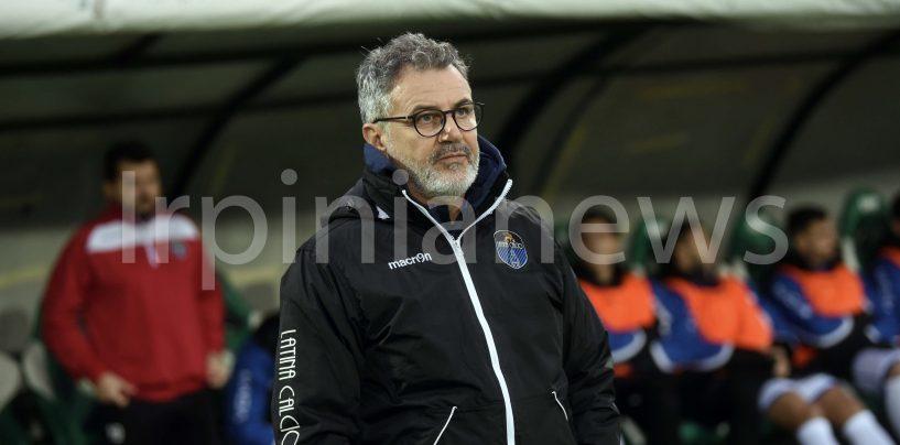 """Avellino, Di Napoli vuol farti la festa: """"Il Latina non regalerà nulla"""""""