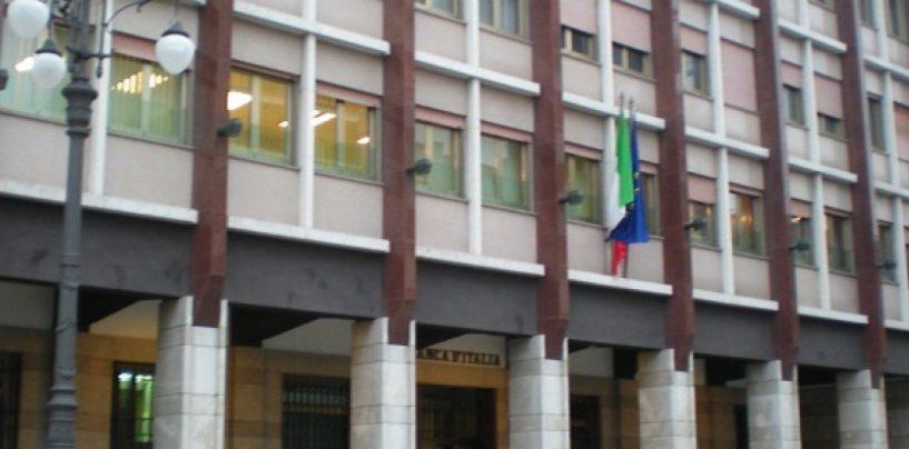 Lo storico edificio della Banca d'Italia di Avellino messo in vendita