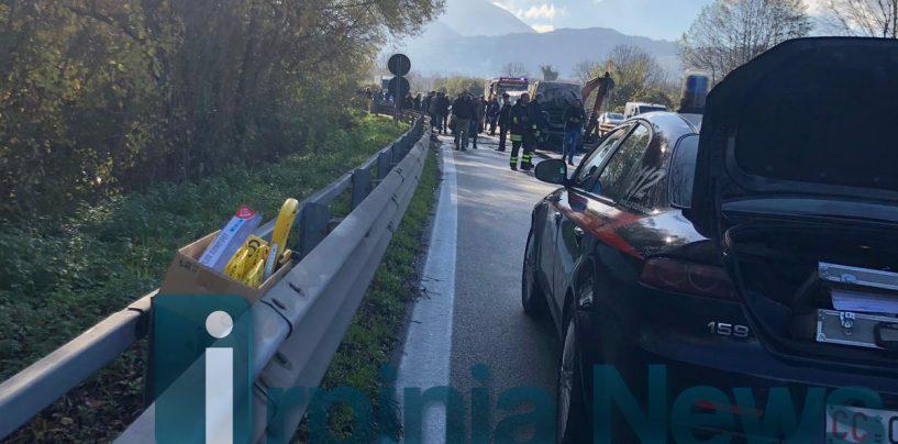Raccordo autostradale Av-Sa ancora chiuso al traffico in entrambe le direzioni