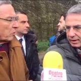 """Solofrana, il Ministro Costa arriva a Montoro: """"Io sono qua, mo' faciteme capì"""""""