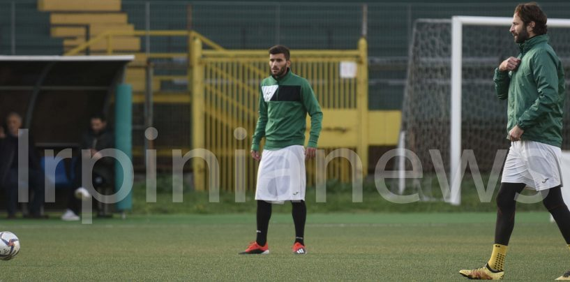 """Avellino, ecco la Lupa Roma e Da Dalt si presenta: """"Abituato a vincere"""""""