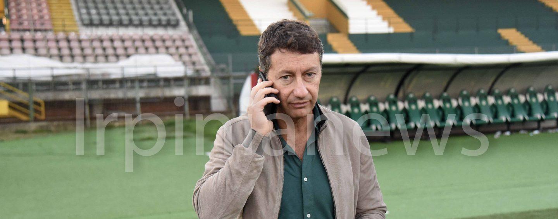 Calcio Avellino, ripresa tra le nubi