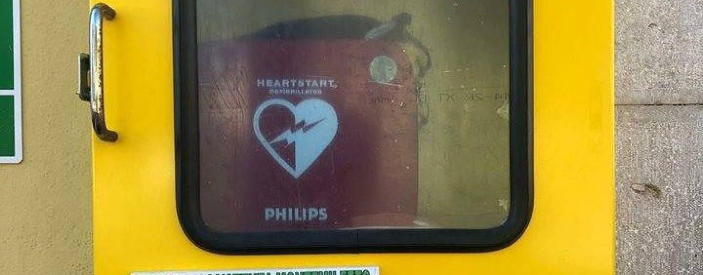 Montemiletto, defibrillatore salva la vita ad un 50enne: ricoverato al Moscati