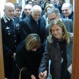 """VIDEO/ Al Comando Carabinieri si inaugura l'aula protetta. Cagnazzo: """"Spazio in cui aprirsi serenamente"""""""