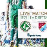 LIVE PARTENIO-LOMBARDI/ Avellino-Lupa Roma in tempo reale