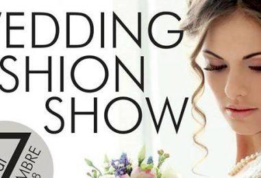 """Mercedesz Henger ed Enzo Costanza a Materdomini per il """"Wedding Fashion Show"""""""