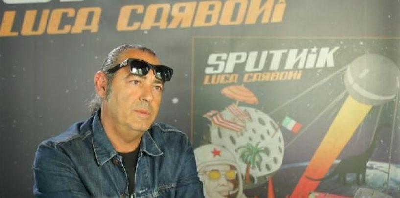 """Luca Carboni ad Avellino: al Teatro """"Gesualdo"""" l'unica data campana"""