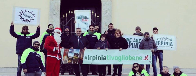 Entusiasmo e solidarietà, il Pino Irpino arriva ad Avellino