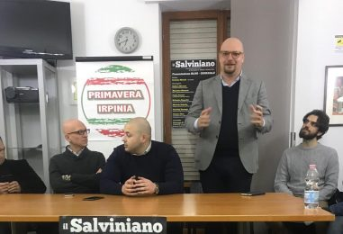 """Primavera Irpina, missione lavoro nel blog """"Il Salviniano"""""""