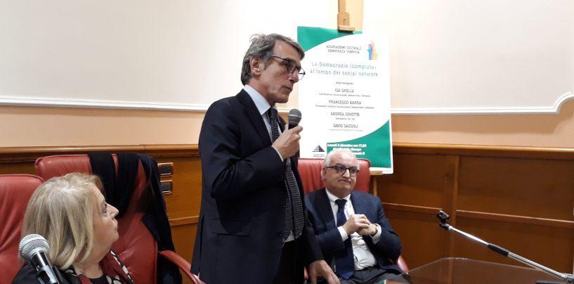 L'italiano David Sassoli eletto Presidente del Parlamento Europeo