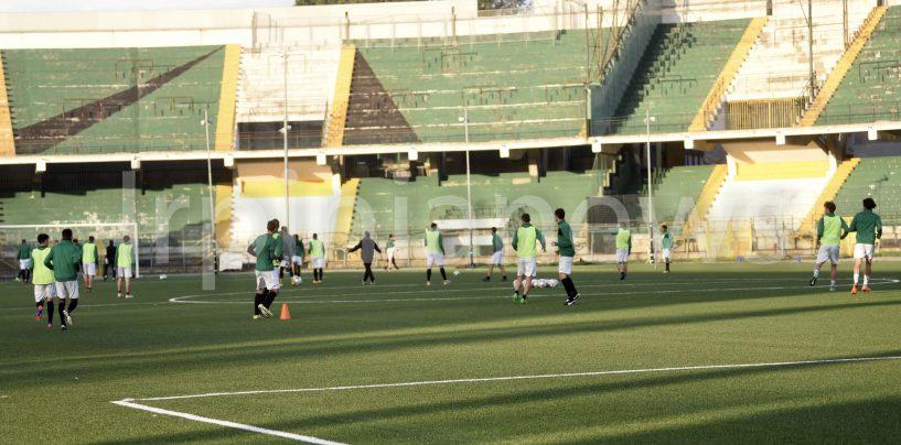 Calcio Avellino, ripresa dei lavori in vista del tour de force