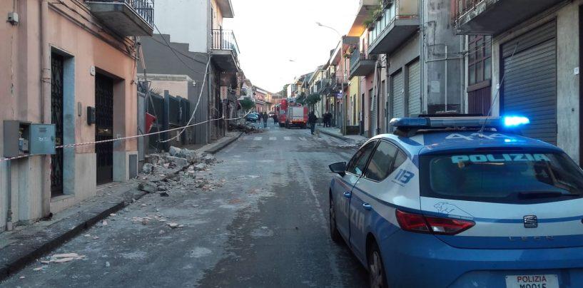 Terremoto a Catania, i Vigili del Fuoco di Avellino in prima linea