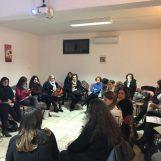 Formazione in aula per combattere la violenza di genere