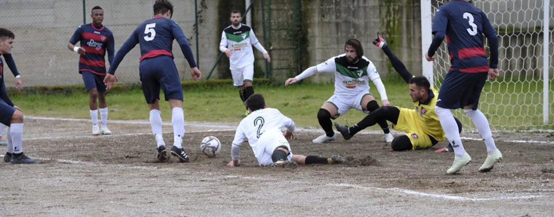 Virtus Avellino poco incisiva, contro il Valdiano viene fuori uno sterile 0-0