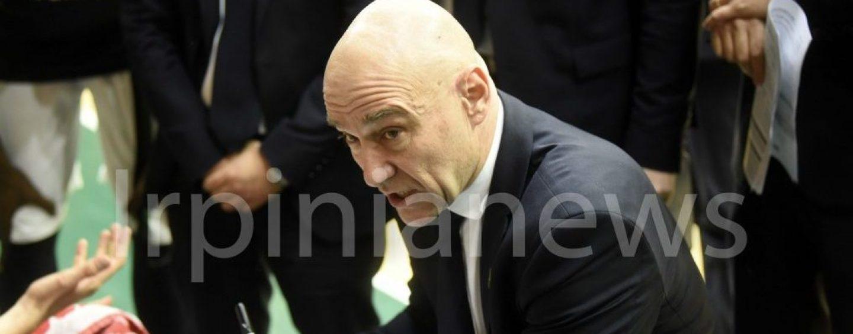 """Sidigas, Vucinic in perenne emergenza infortuni: """"Ma non possiamo piangerci addosso"""""""