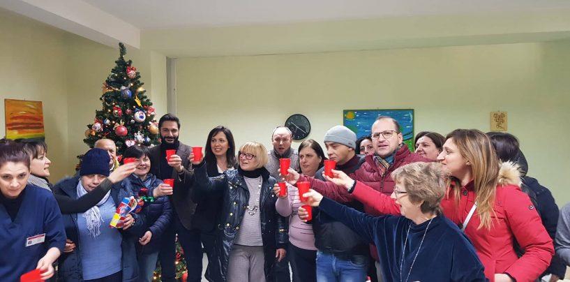 Disabilità mentale, D'Amelio a Paternopoli incontra i pazienti di Villa Serena e Casa Capuani