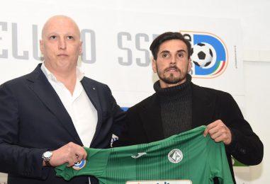 "Alfageme, fortemente Avellino: ""Mi mandano D'Angelo e Castaldo"""