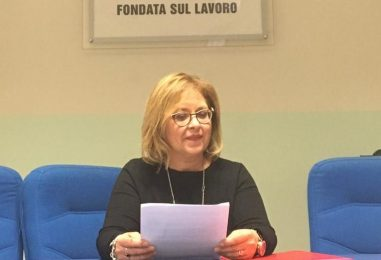 Benevento, Evelina Viele nuova segretaria generale Flc Cgil