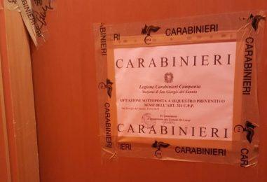 Quel via vai di giovani donne e uomini aveva insospettito i Carabinieri: sequestrato appartamento a luci rosse