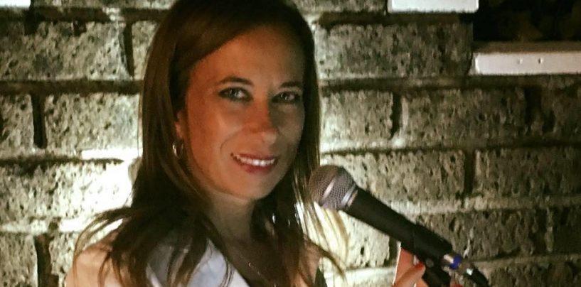 Le canzoni di Marisol per i pazienti dell'Hospice di Solofra