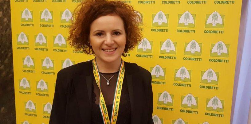 Giovani Coldiretti: l'irpina Veronica Barbati leader nazionale