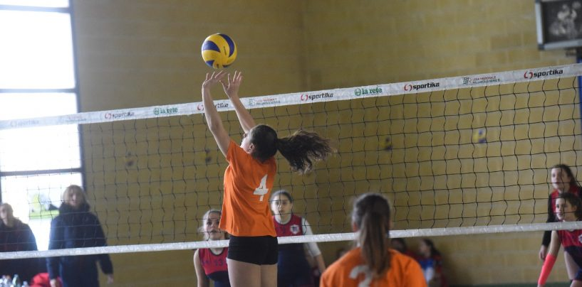 Academy School Volley, l'Under 14 non si ferma più