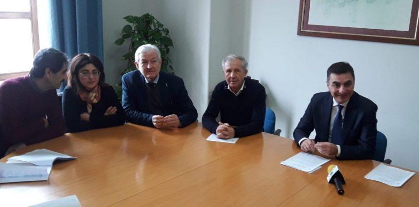 Ariano, al via i lavori per la viabilità nel centro e nelle zone rurali: 70 mila per Creta