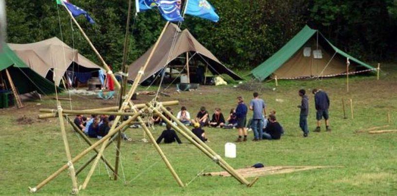 Tentano furto in una base scout: arrestati