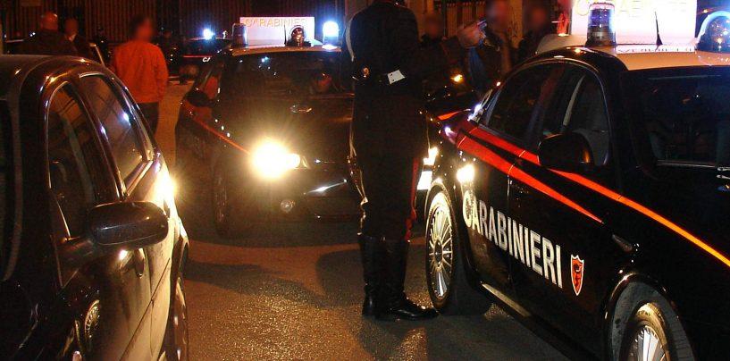 Benevento, blitz antidroga dei carabinieri: cinque arresti