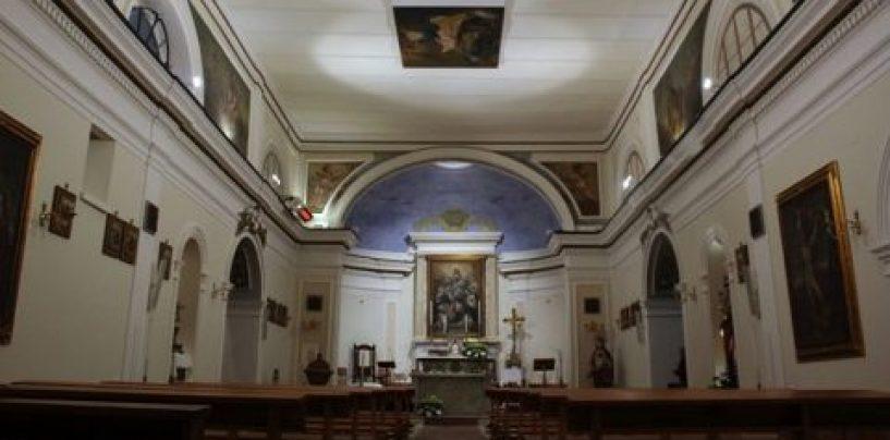 Riaperta al culto l'antica chiesa del Rosario a Montaperto, restaurata grazie al contributo dei fedeli