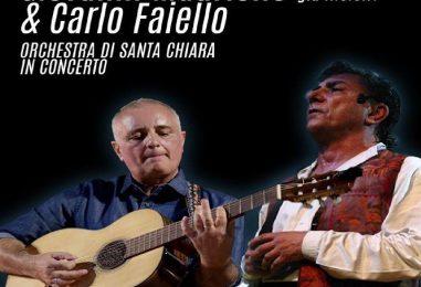 Pratola Serra, venerdì 18 gennaio Carlo Faiello e Giovanni Mauriello in concerto