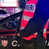 Sorpresi di notte con un machete: denunciati due romeni