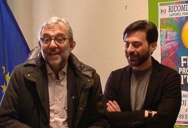 """VIDEO/ Giachetti ad Avellino difende il Pd: """"Non dobbiamo chiedere scusa a nessuno"""""""