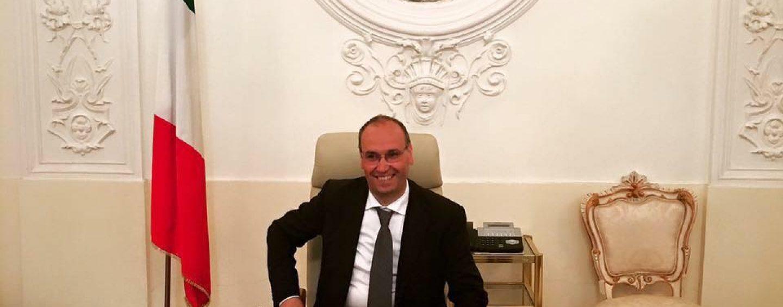 """Comitato sindaci Asl, eletto Costantino Giordano: """"Garantirò impegno totale"""""""